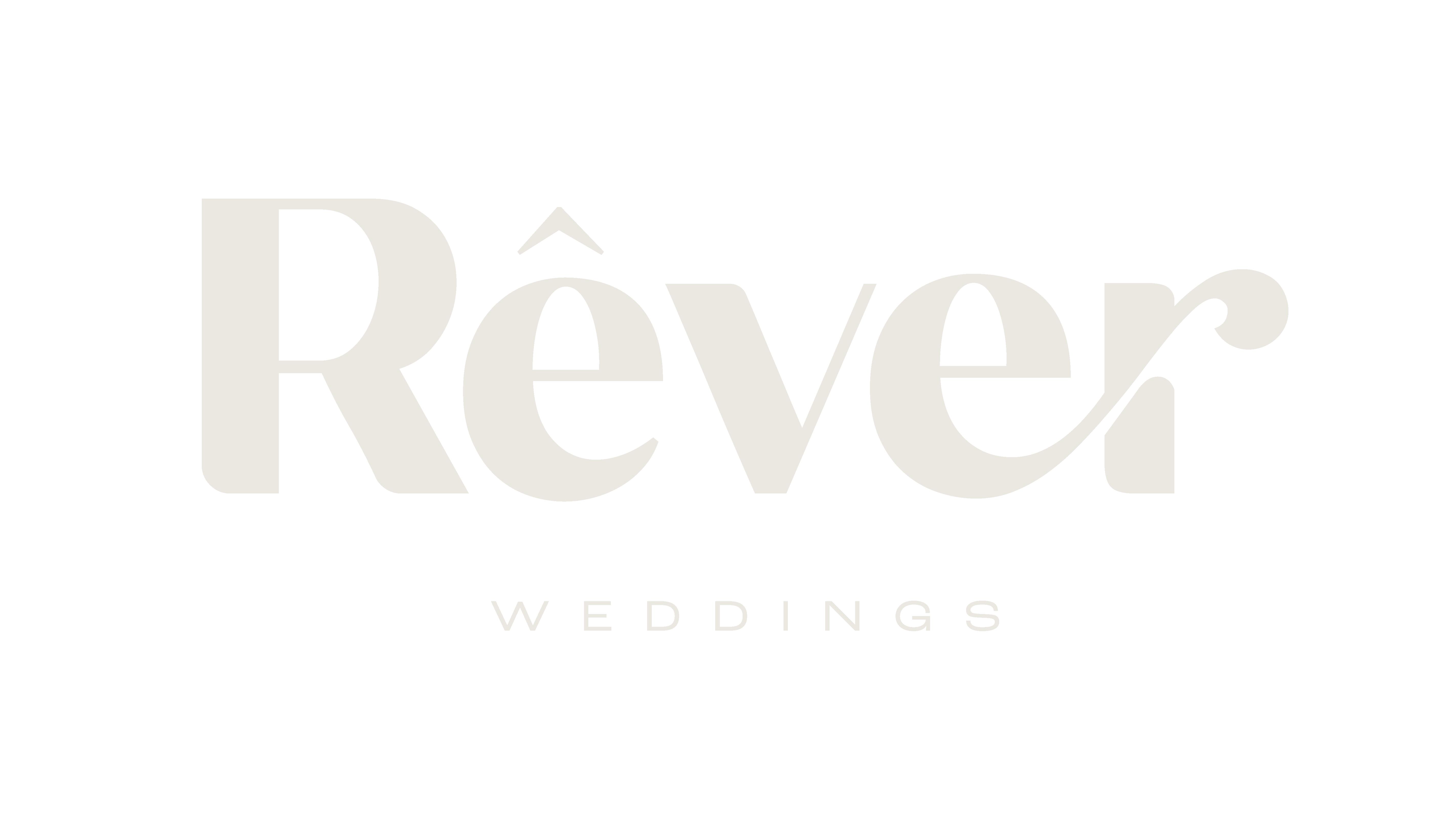 Rêver Weddings